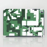 The Green City iPad Case