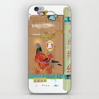 Transfusion iPhone & iPod Skin