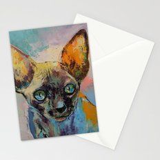 Sphynx Stationery Cards