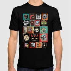 Headhunter outlanders  Black Mens Fitted Tee SMALL