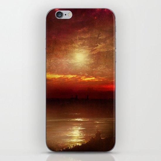 Music from the sun iPhone & iPod Skin