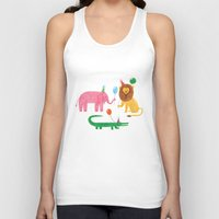 It's party time! Unisex Tank Top