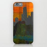 Sunset City (Chicago) iPhone 6 Slim Case