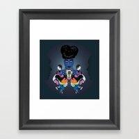 Inside/Out Framed Art Print