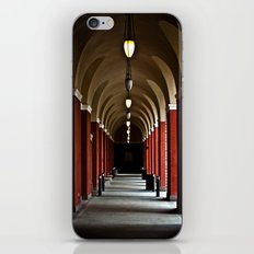 Hallways Of The Getty  iPhone & iPod Skin