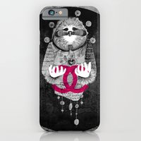 iPhone & iPod Case featuring Inuit spirit by mr. louis