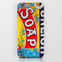 Retro Sign iPhone 6 Slim Case