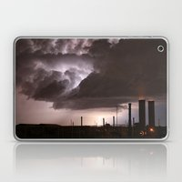 Industrial Spark Laptop & iPad Skin