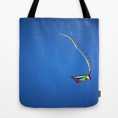 Summer Kite Tote Bag