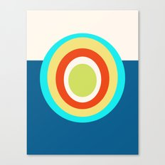 FULL CIRCLE Canvas Print
