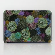 Remember Succulent iPad Case
