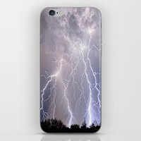 Monsoon Jewel Of The Nig… iPhone & iPod Skin