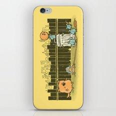 El plan iPhone & iPod Skin