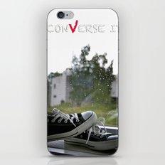Converse It iPhone & iPod Skin