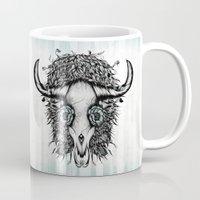 The Spirit Of The Buffal… Mug