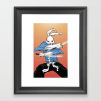 Usagi Yojimbo Framed Art Print