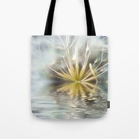 Dandelion fantasy Tote Bag