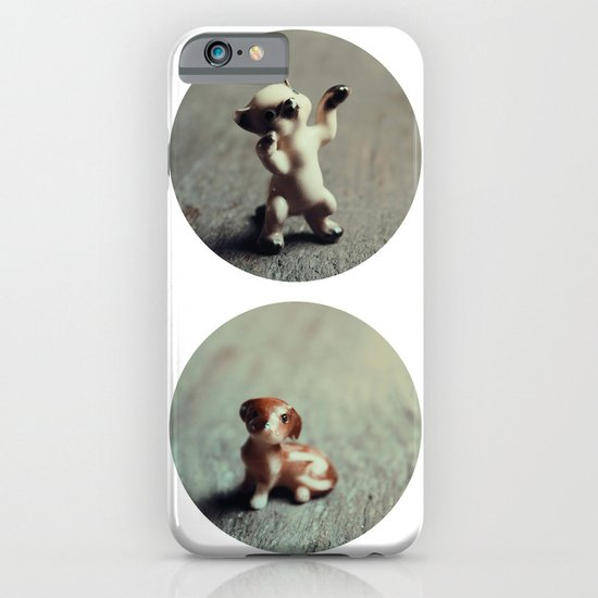 Cats & Dogs iPhone & iPod Case