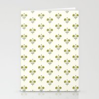 Butter Peonies Stationery Cards