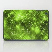 Dazzling Series (Green) iPad Case