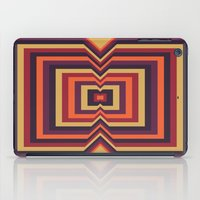 Squared Vortex iPad Case