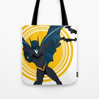 the Bat dude Tote Bag