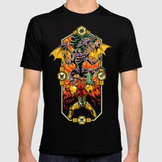 Epic Super Metroid Mens Fitted Tee Black SMALL