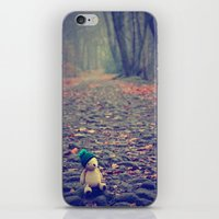 Palin Fall iPhone & iPod Skin