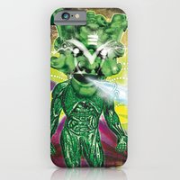iPhone & iPod Case featuring Poster El Mundo by Rilke Guillén