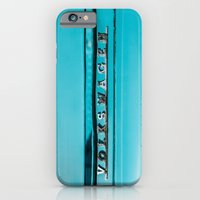 vw iPhone & iPod Cases featuring vw by shine