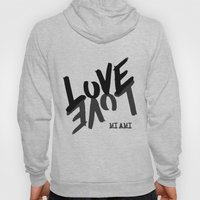 LOVE - Miami - Hoody