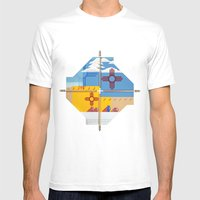 Altered State: NM Mens Fitted Tee White SMALL