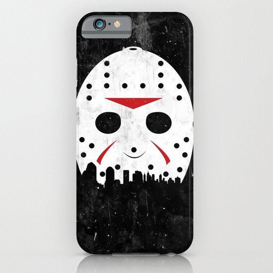 Friday The 13th Part VIII iPhone & iPod Case