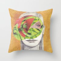 CIRJUDIAS Y FRESONES Throw Pillow