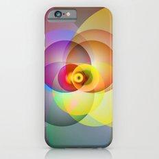 Colored Circles iPhone 6s Slim Case