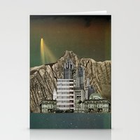 Collage City Mix 6 Stationery Cards