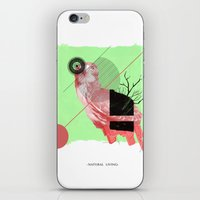 Natural Living iPhone & iPod Skin
