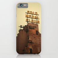 iPhone & iPod Case featuring Gold Medal Flour by Tristan Bowersox McQueen