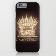 Game Of Gnomes iPhone 6 Slim Case