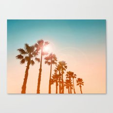 Sundowner Canvas Print