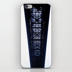 Foggy Lift #3 iPhone & iPod Skin