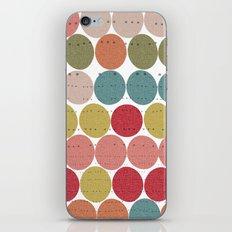 Tribal Dots iPhone & iPod Skin