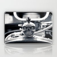Gritty Skull Laptop & iPad Skin