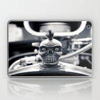 Gritty Skull Laptop & iPad Skin
