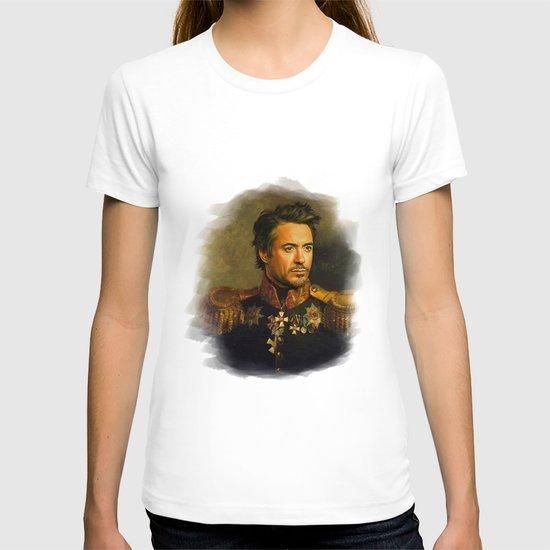 Robert Downey Jr. - replaceface T-shirt