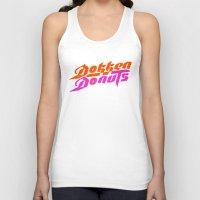 Dokken Donuts Unisex Tank Top