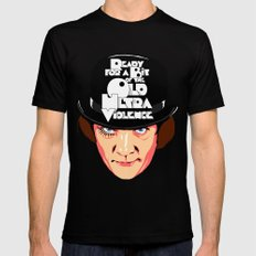 Ultraviolence! Black Mens Fitted Tee SMALL
