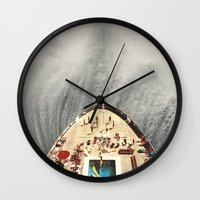 A Great Big Wave (to Was… Wall Clock