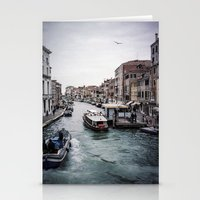 Faded Memories: Venezia Stationery Cards