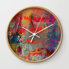 Game Over Wall Clock